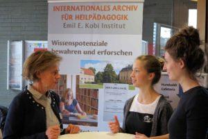 Archiv bei der BHP-Fachtagung vertreten