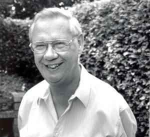 Prof. Ad van Gennep übergibt Vorlass