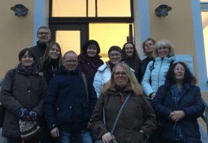 Exkursion nach Trebnitz
