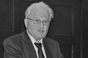 Prof. Andreas Möckel gestorben