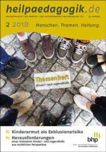 Coverbild der heilpaedagogik.de | Ausgabe 2018-02