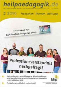 Coverbild der heilpaedagogik.de | Ausgabe 2019-02